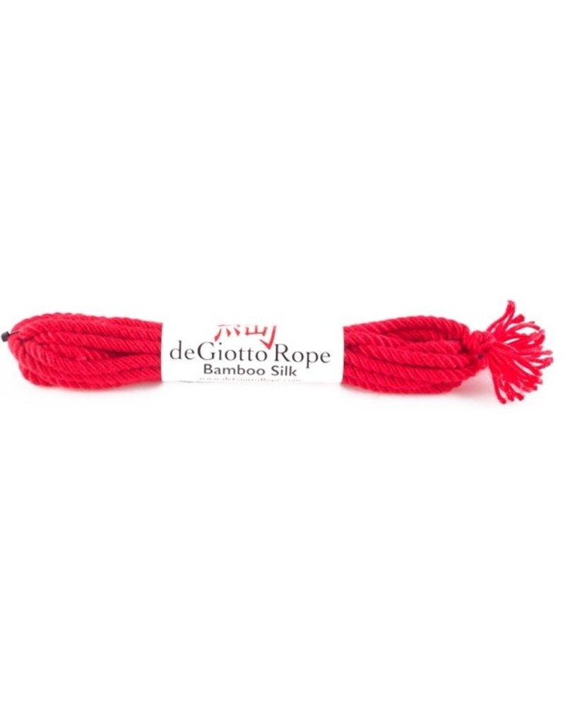 deGiotto Bamboo Silk Bondage Rope