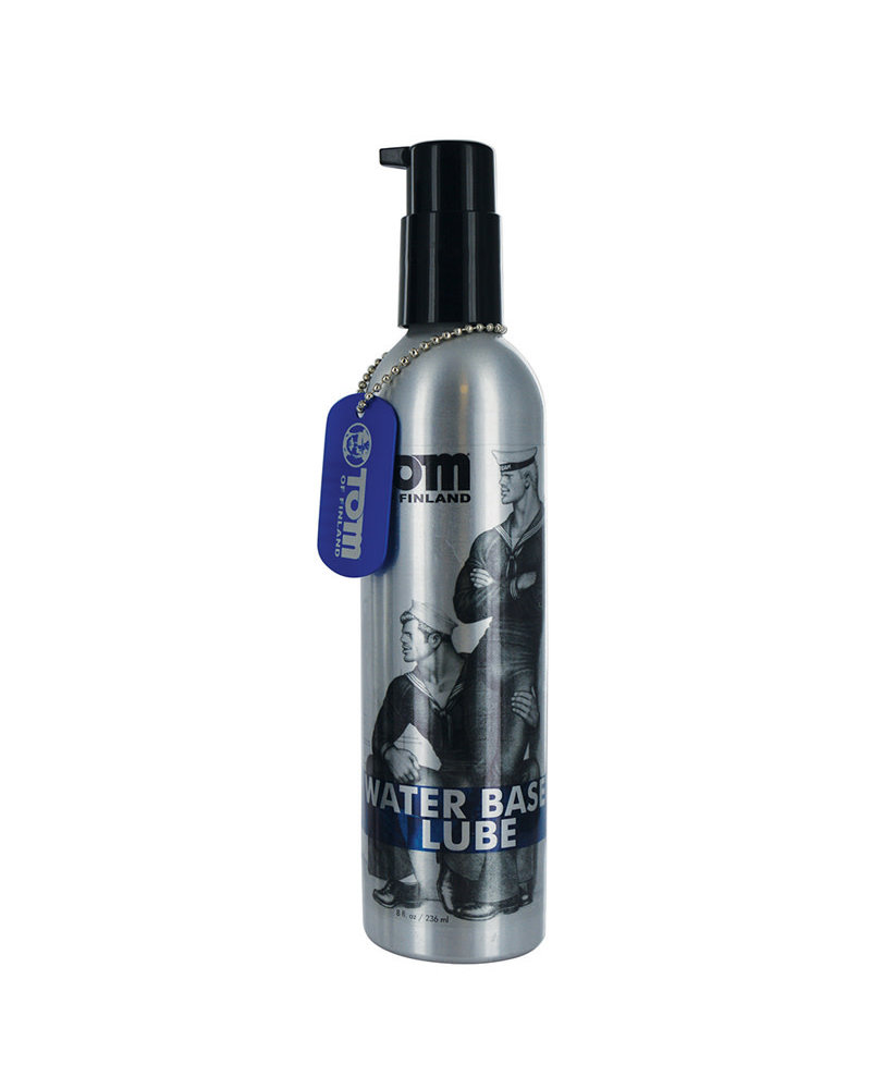 Tom of Finland Water Base Lube