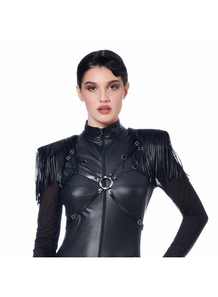 Roxanne Leather Harness