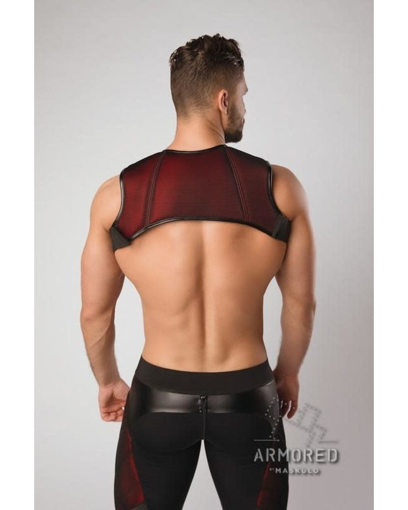 Maskulo Armored Holster Chest Harness