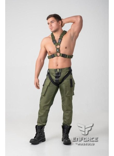 Maskulo EnForce X-style Harness
