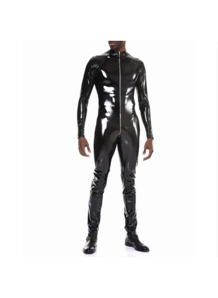 Ross Vinyl bodysuit