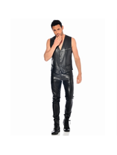 Patrice Catanzaro Joss Faux Leather Pants