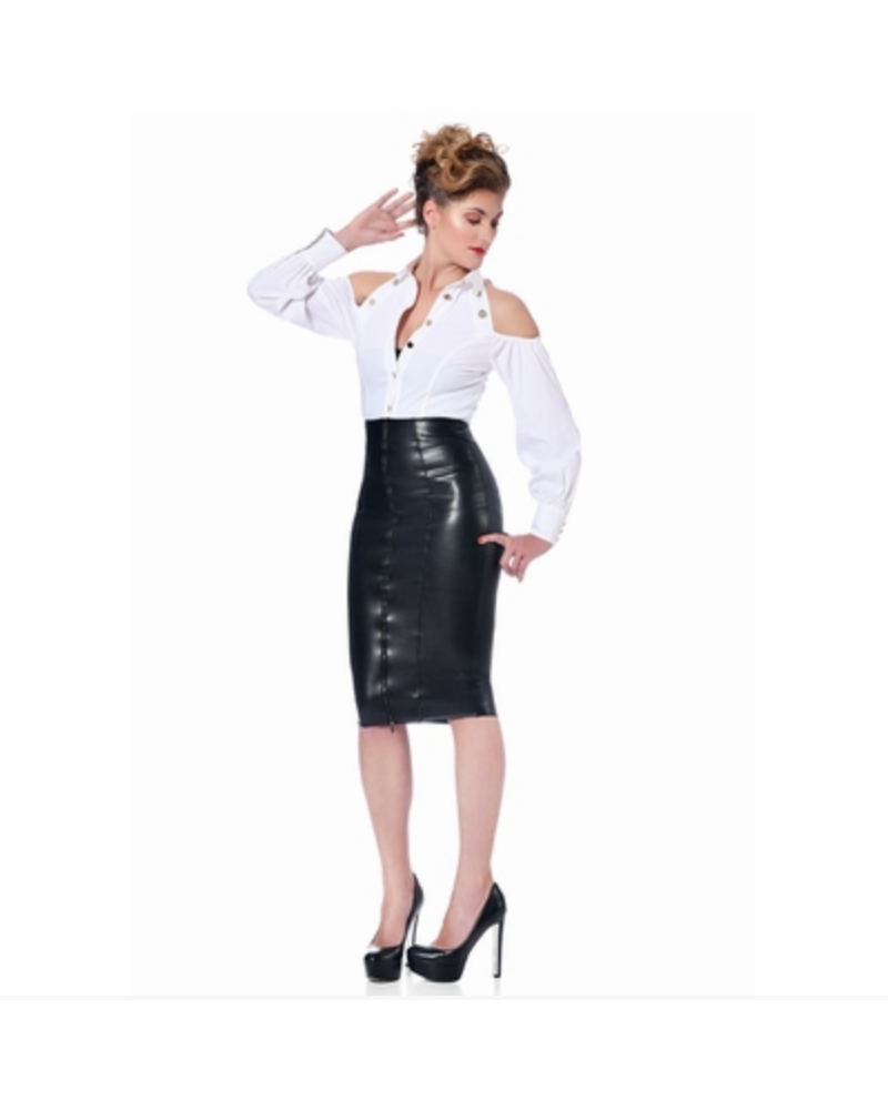 Patrice Catanzaro Ornella Pencil Skirt