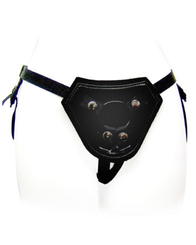 Kookie PVC and Neoprene Bronco Harness