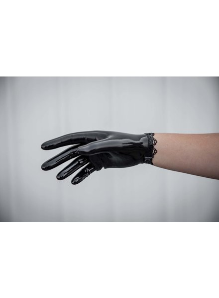 MKL Latex Couture Ann Lace Gloves