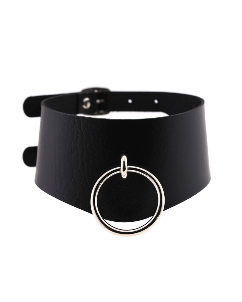 Spanked Vegan Fashionable Posture collar