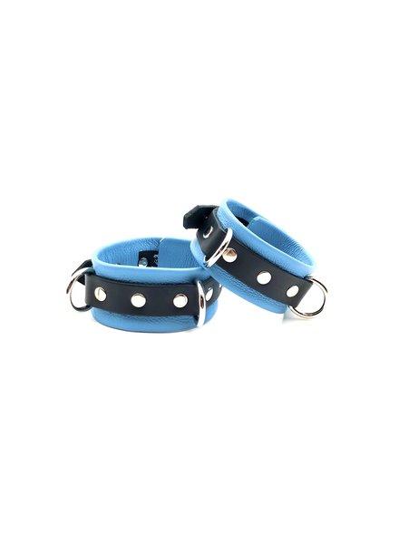 Aslan Leather Bowie Ankle Cuffs