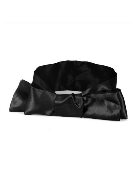 Date night satin blindfold
