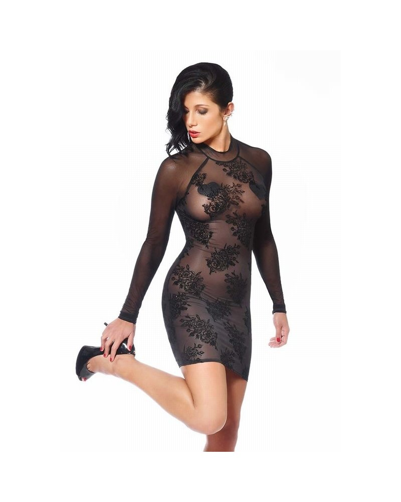 Patrice Catanzaro Agniezka Mesh Dress