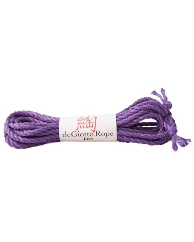 deGiotto Jute Bondage Rope