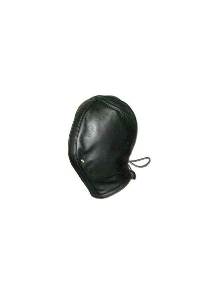 Leather Lined Bag Hood
