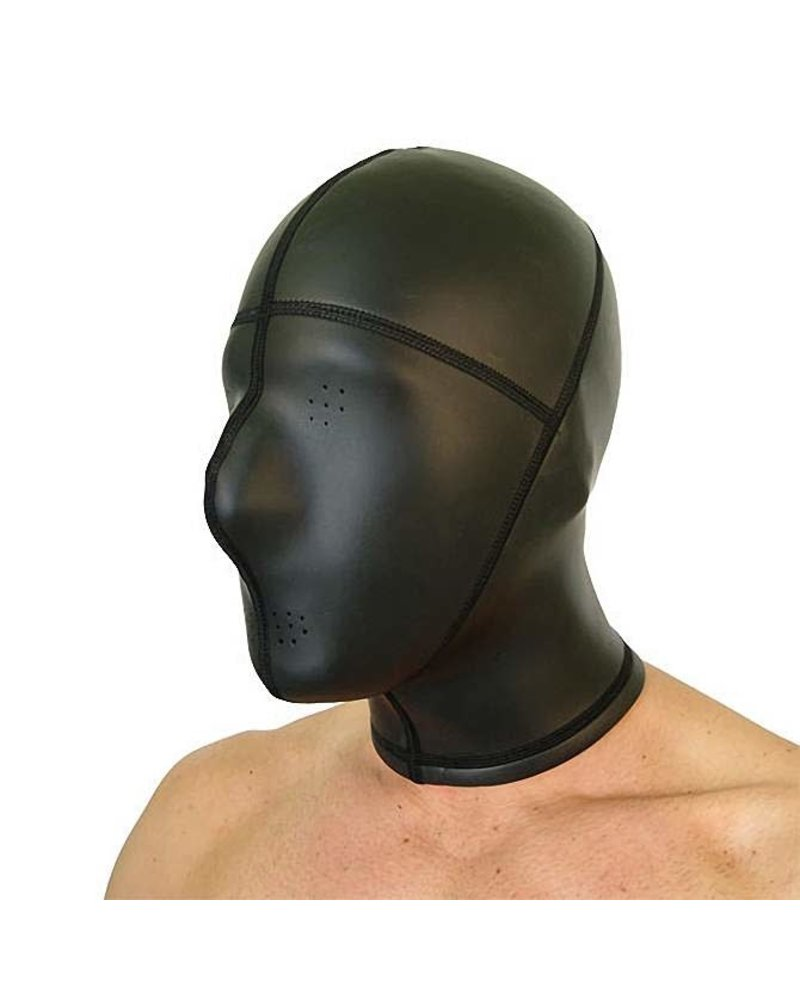 Neoprene Panel Hood with Pinhole Eyes and Mouth