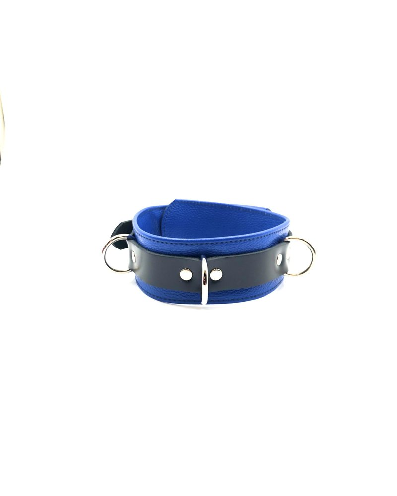 Strict Leather Deluxe 3D ring  Collar
