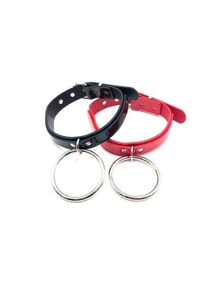 Large O ring fashion