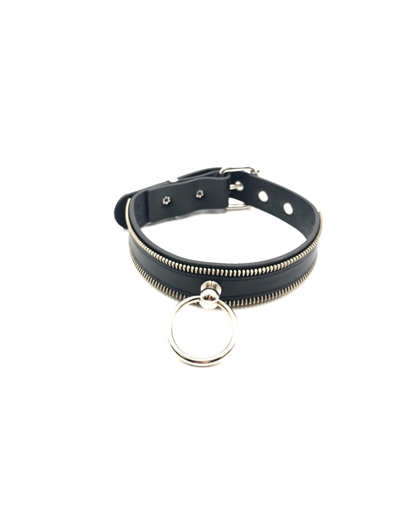 FPINC Zipper choker with an O ring