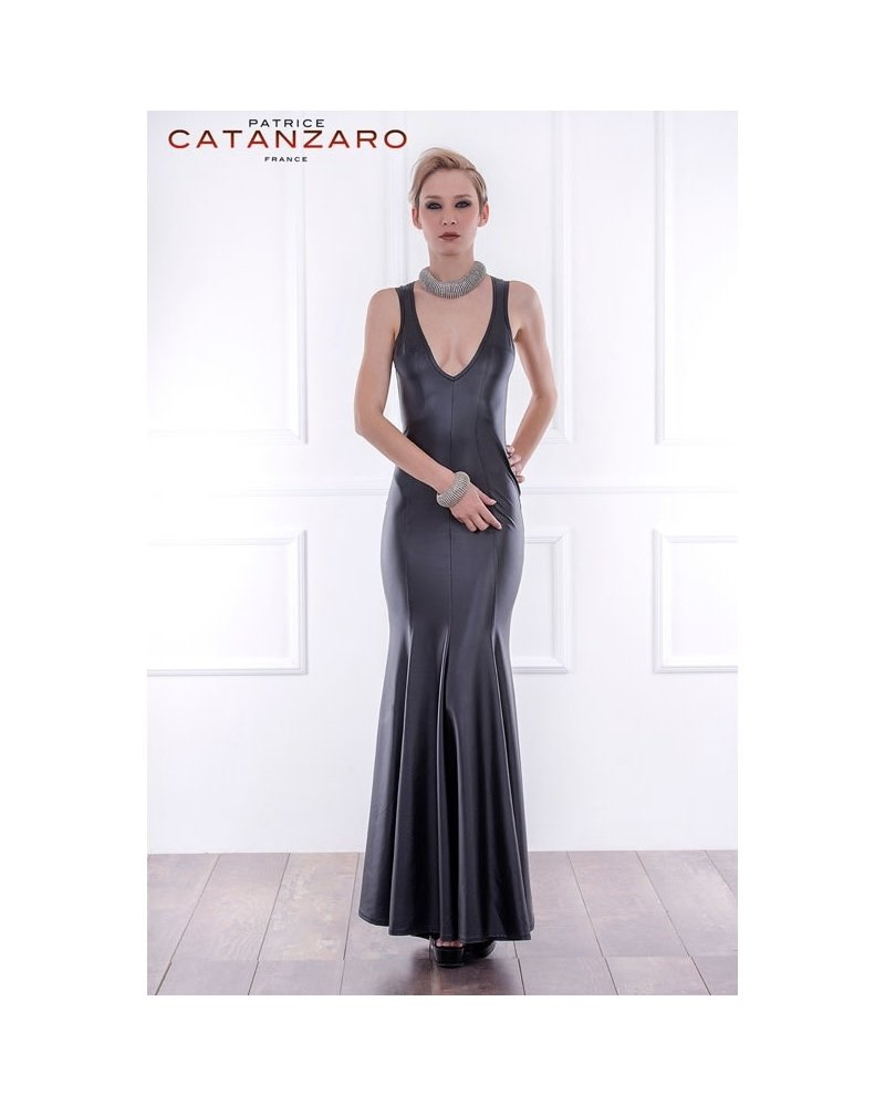 Patrice Catanzaro Bianca Long Dress