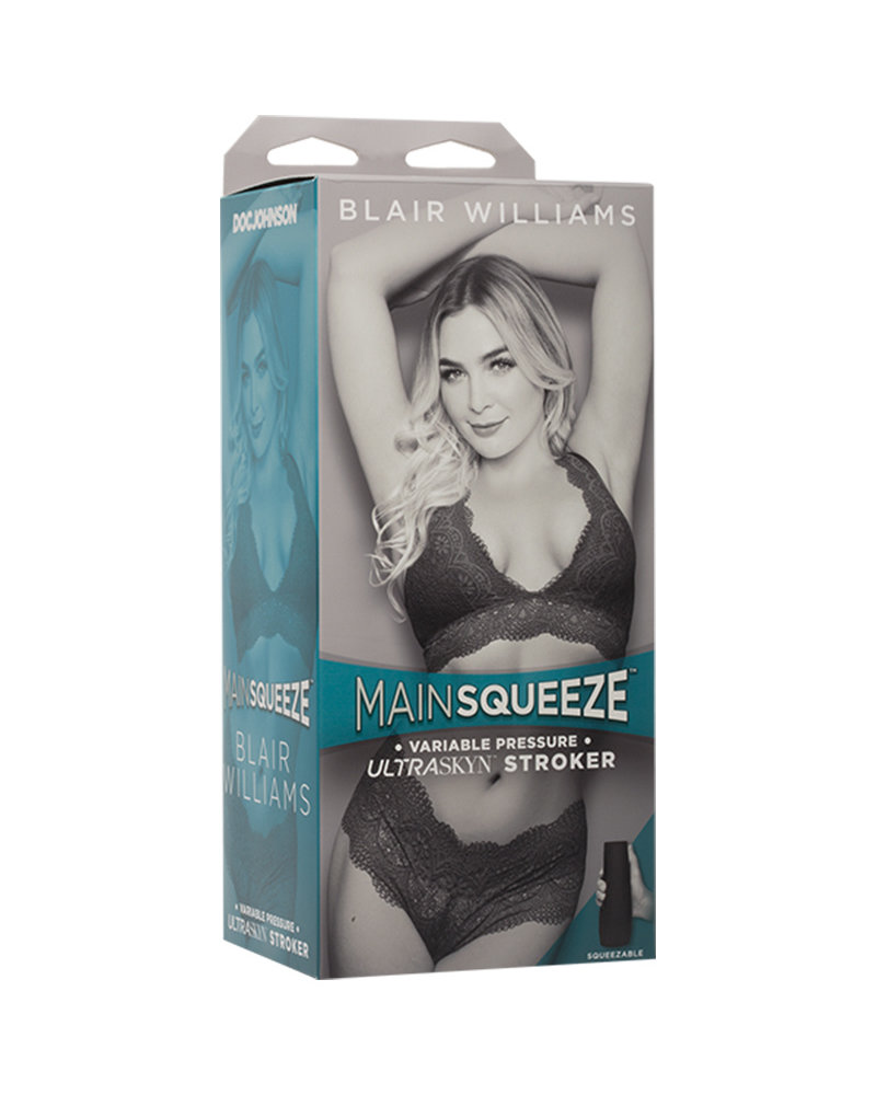 docjohnson Main Squeeze - Blair Williams