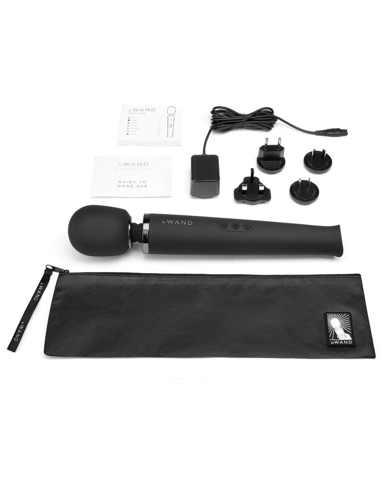 Le Wand Le Wand Rechargeable Vibrating Massager