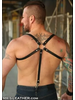 Mr. S Leather Double Strap Suspender Harness