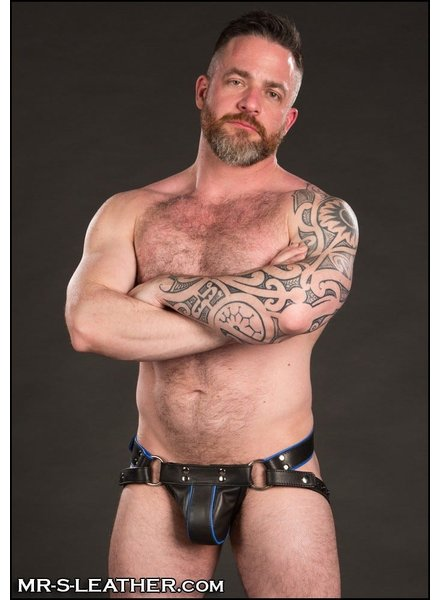 Mr. S Leather Trojan Jock