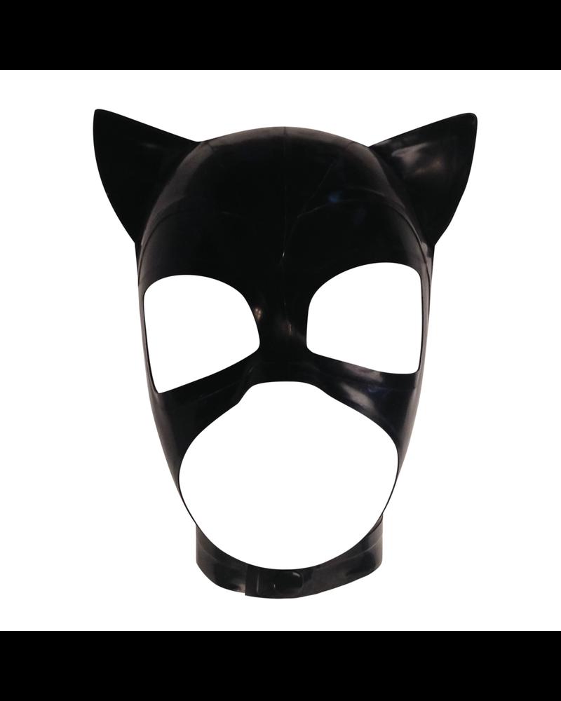Latex Cat Hood