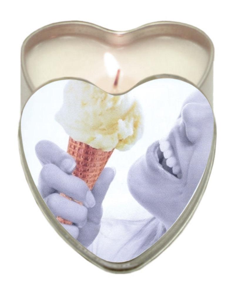 Earthly Body Edible Candle