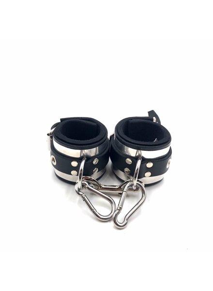 Axovus LLC Metal Band Locking Cuffs