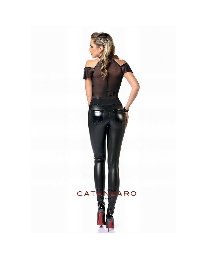 Patrice Catanzaro Dina Sheer Top