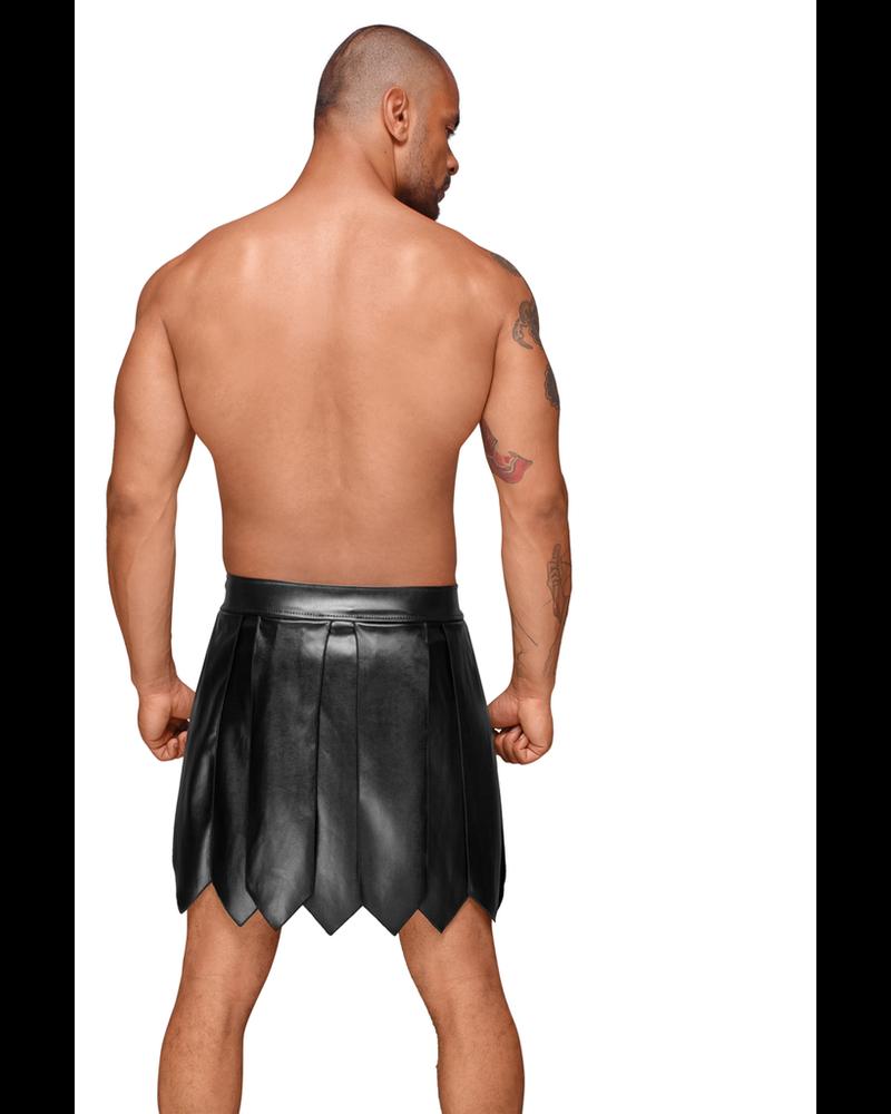 Noir Handmade Gladiator skirt
