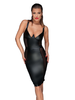Noir Handmade Pencil dress and underwired bra