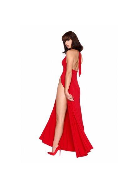Patrice Catanzaro Isabella Red Dress