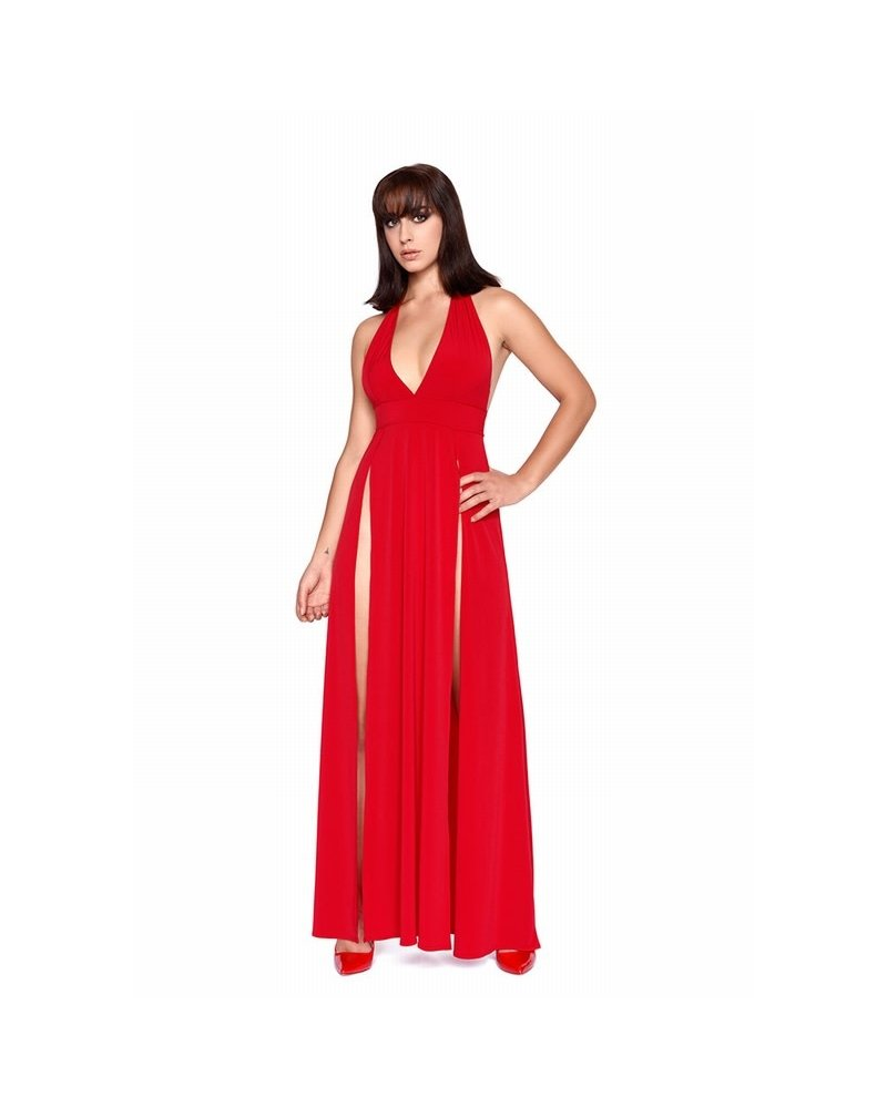 Patrice Catanzaro Isabella Red Dress
