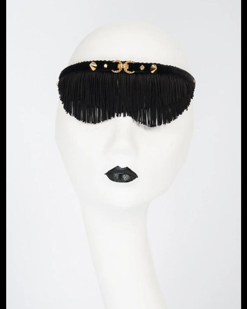 Fräulein Kink Noir Blindfold