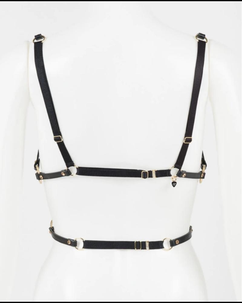 Fräulein Kink Caviar Harness
