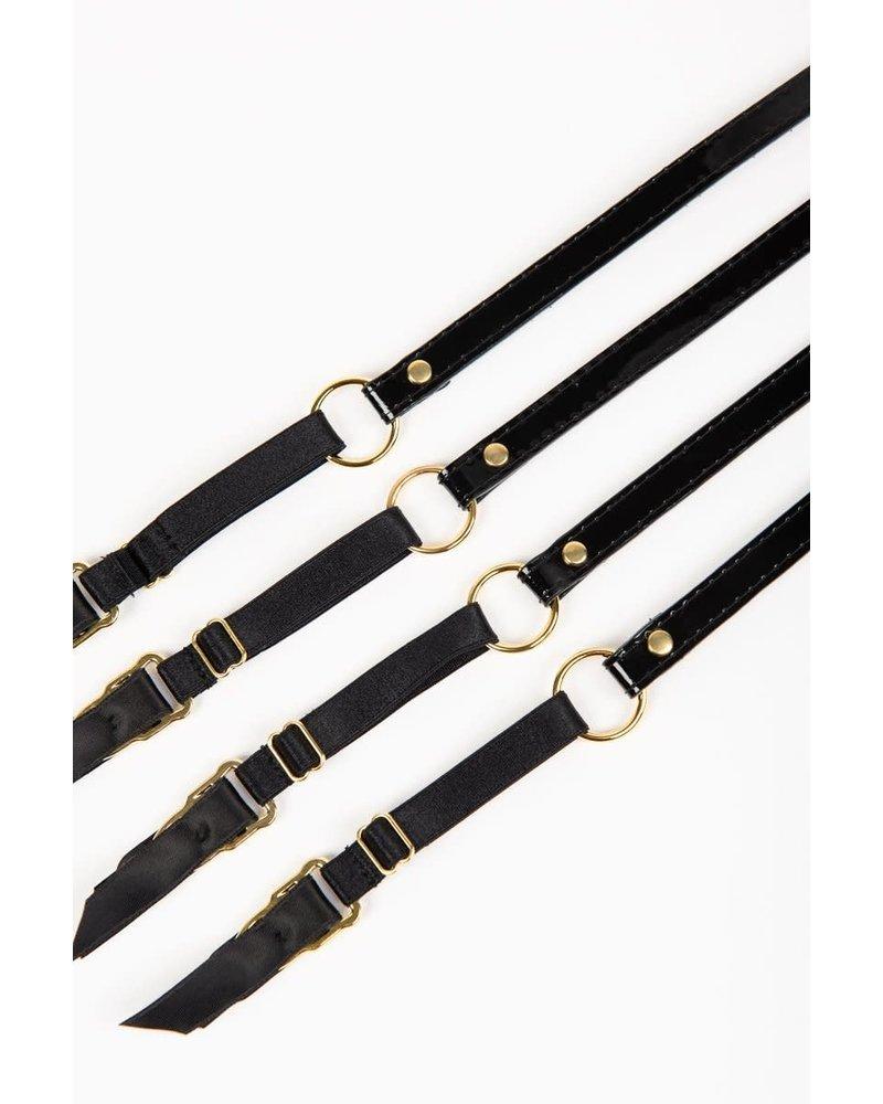 Leone Garter Belt