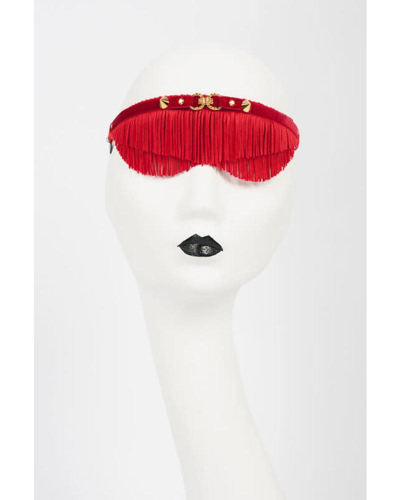 Fräulein Kink Rouge Blindfold