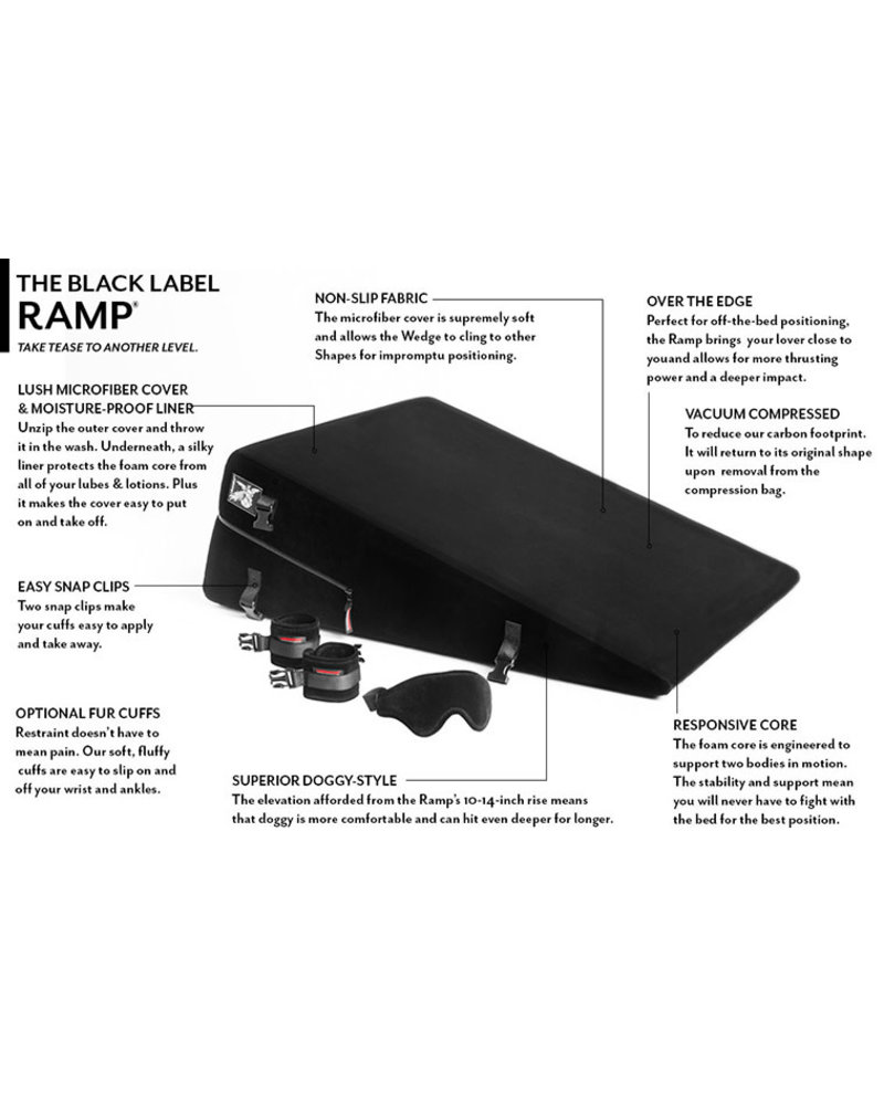 LIBERATOR Liberator Black Label Ramp