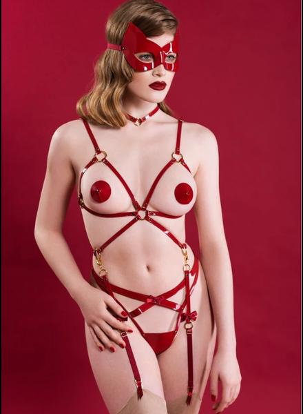 Fräulein Kink Red Hot Pasties