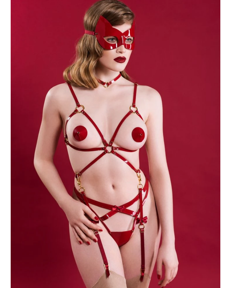 Fräulein Kink Red Hot Pasties