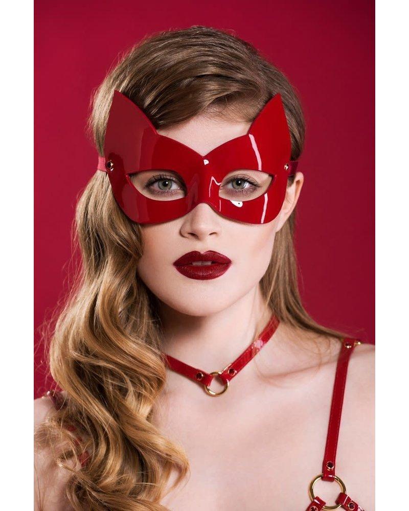Fräulein Kink Red Hot Molded Mask