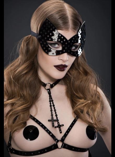 Fräulein Kink Nero Cage Harness