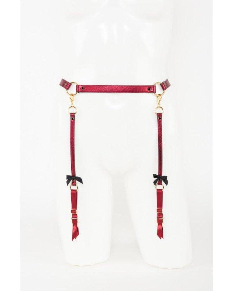 Fräulein Kink Cherry Garter Belt