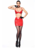 Patrice Catanzaro Livinia Skirt with from Zipper