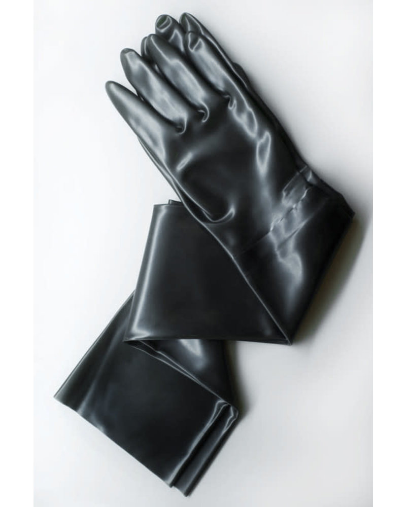 MBE International LLC Latex Elbow Gloves
