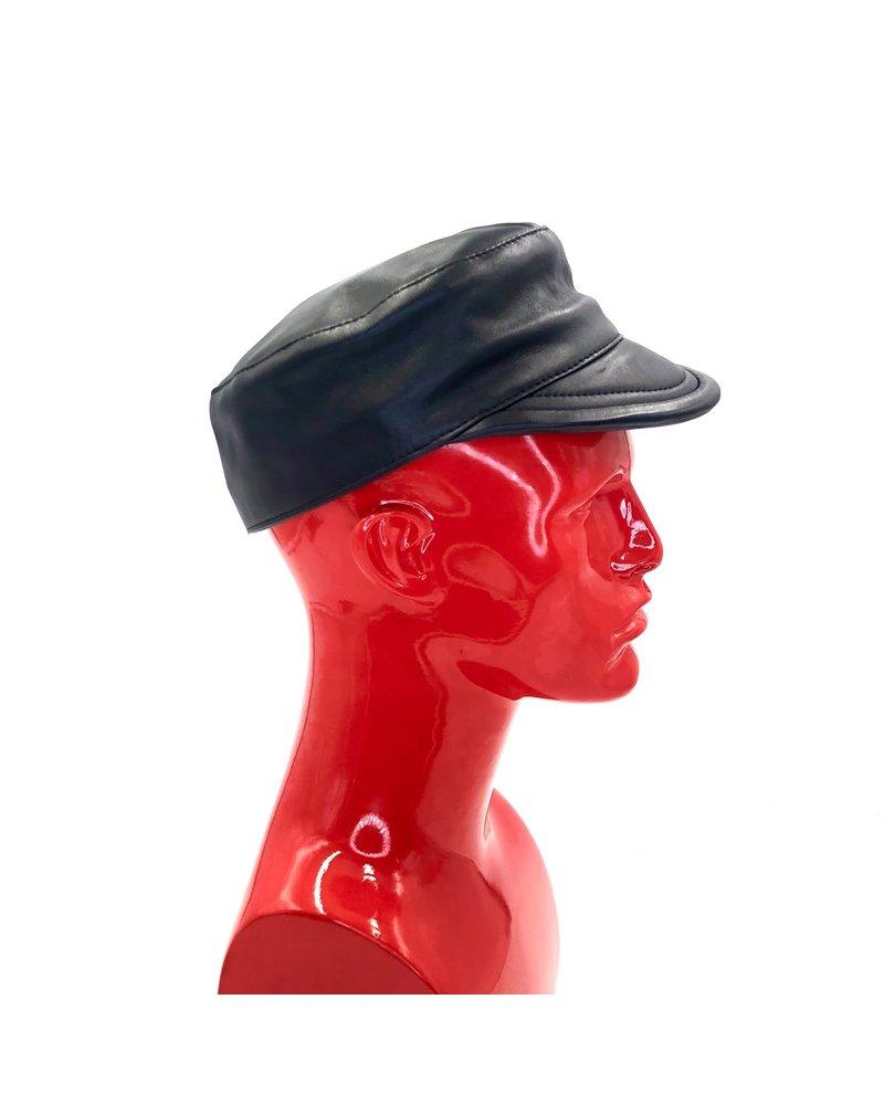 Mr. S Leather Carpenter Cap