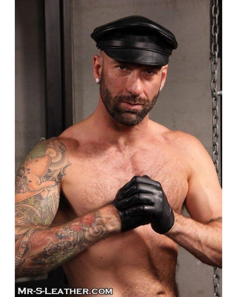 Mr. S Leather Cruising Cap
