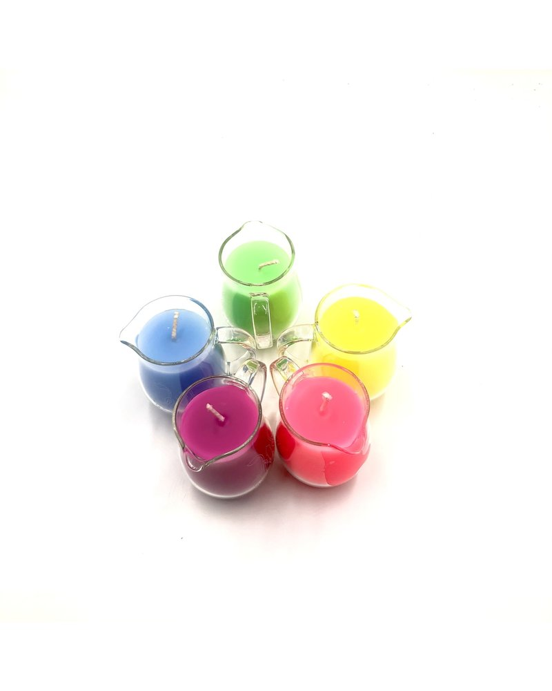 Agreeable Agony Wax play UV Pitcher Candles