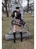 Tatjana Warnecke Rokoko Mini Skirt