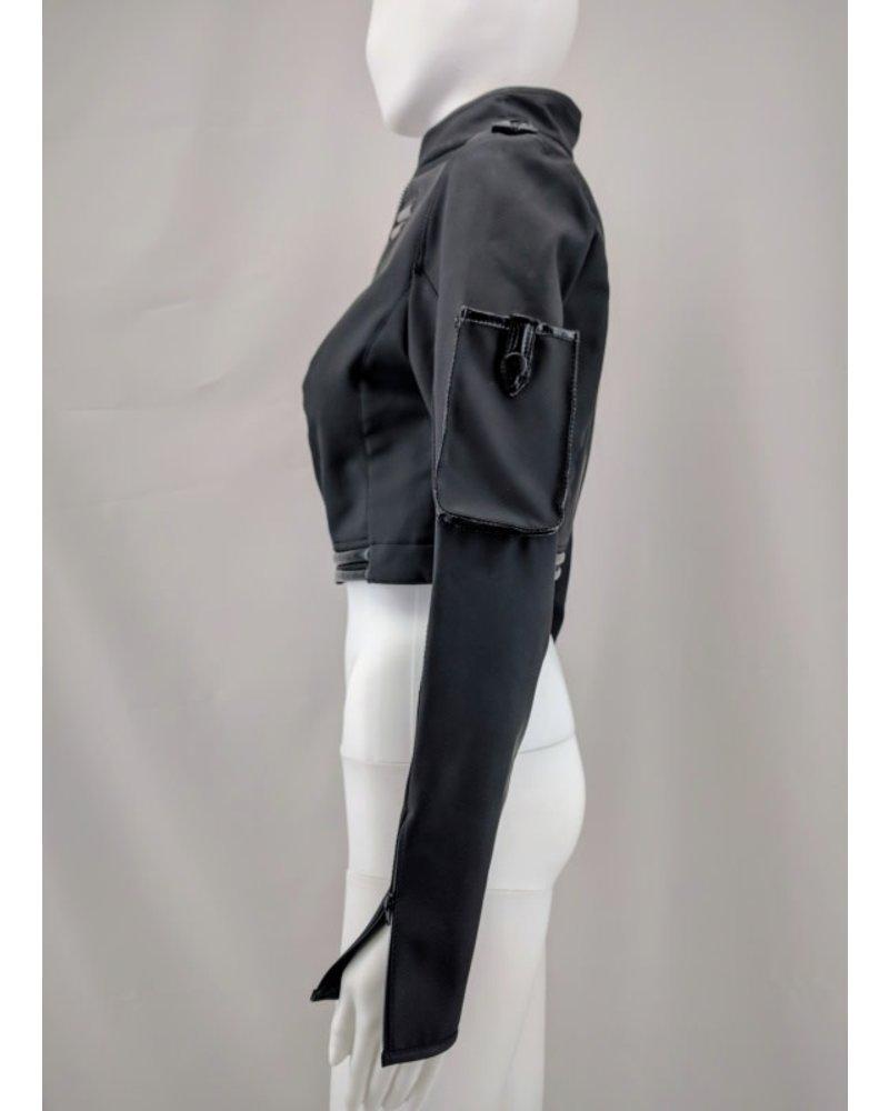 Tatjana Warnecke Tux Crop Jacket